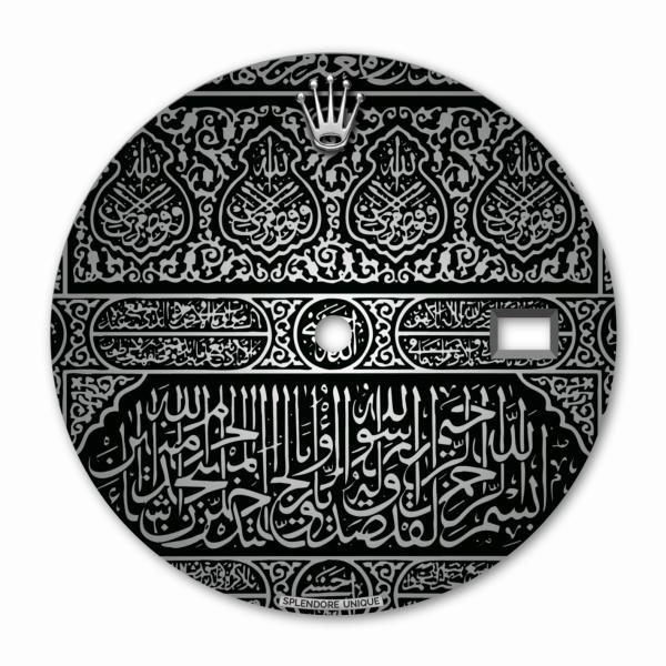 Black & White Mecca DJ41 Dial