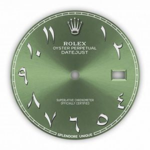 Olive Green Hindi DJ41