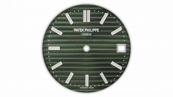 Olive Green Patek Philippe 5711 Dial