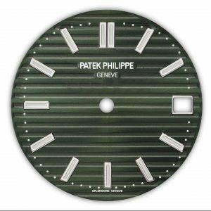 Patek Philippe Nautilus 5711 Olive - Dial